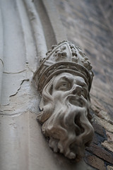 Gargoyle or Pirates Of The Caribbean character?