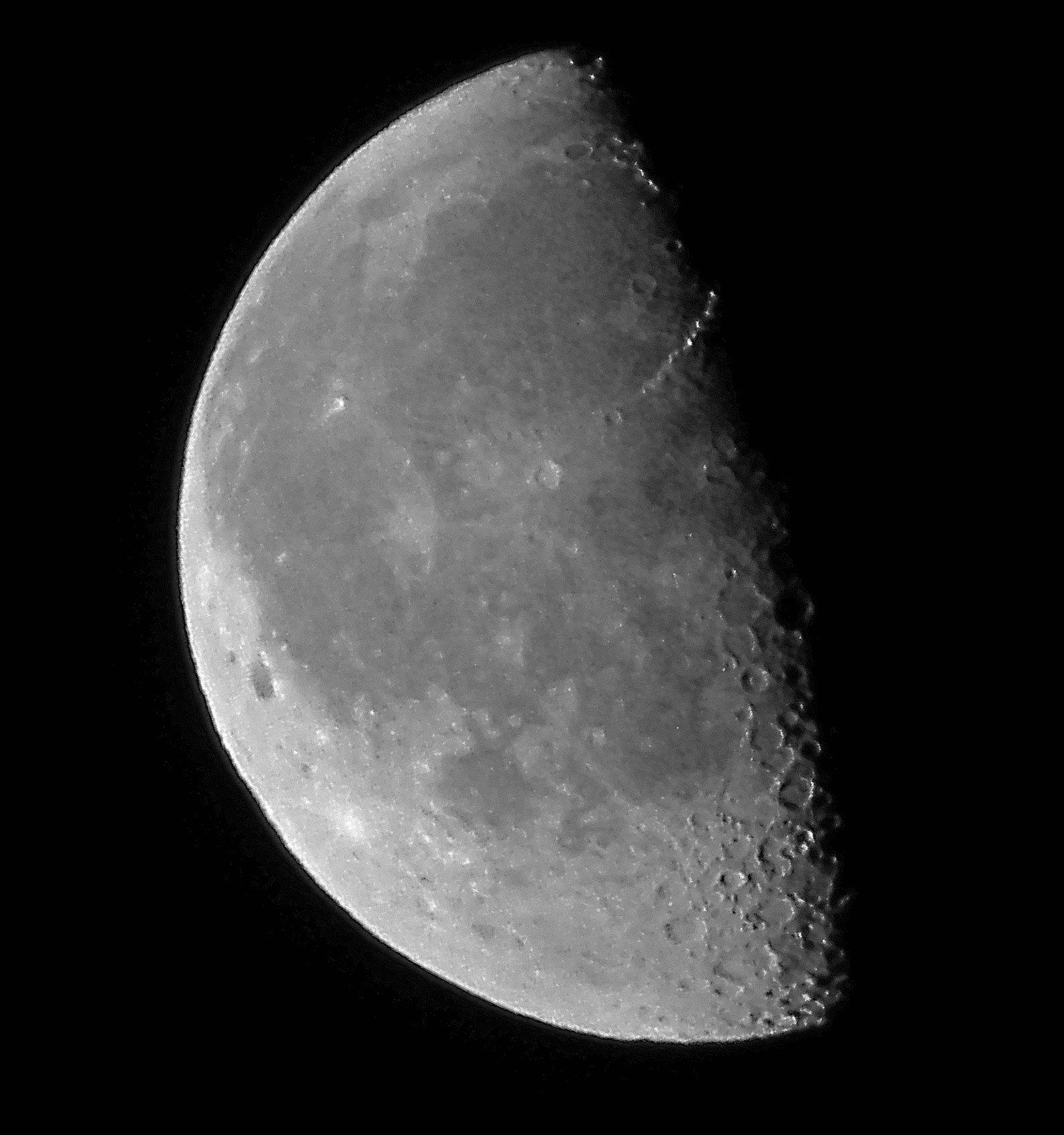 The moon, tonight   Flickr - Photo Sharing!