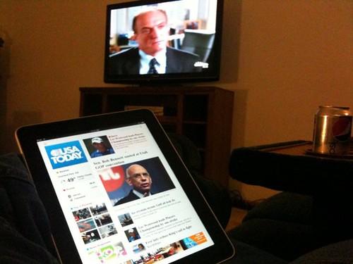 【ソーシャルテレビラボ】ダブルスクリーン視聴はもうすぐそこに?Inter BEEでマル研デモを見た!?
