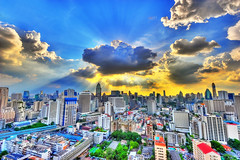 Bangkok Clouds