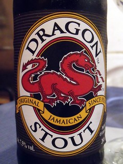 Desnoes and Geddes, Dragon Stout, Jamaica