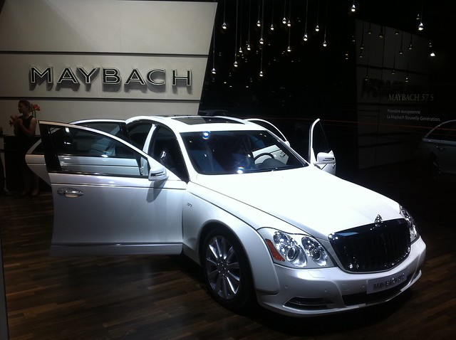 la maybach 57s une voiture d 39 exception exceptional car flickr photo sharing. Black Bedroom Furniture Sets. Home Design Ideas