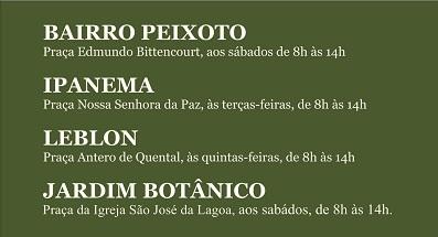 Circuito Carioca de Feiras Organicas