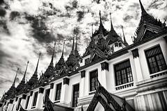 Lohaprasada, Ratchanatdaram temple, Thailand