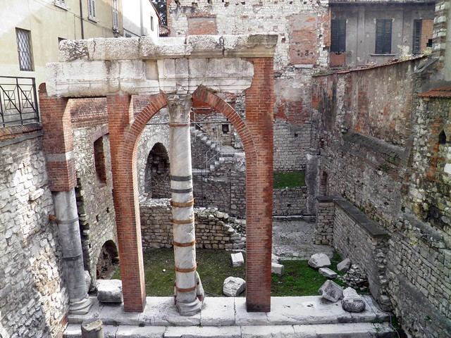 Roman forum (Brescia)