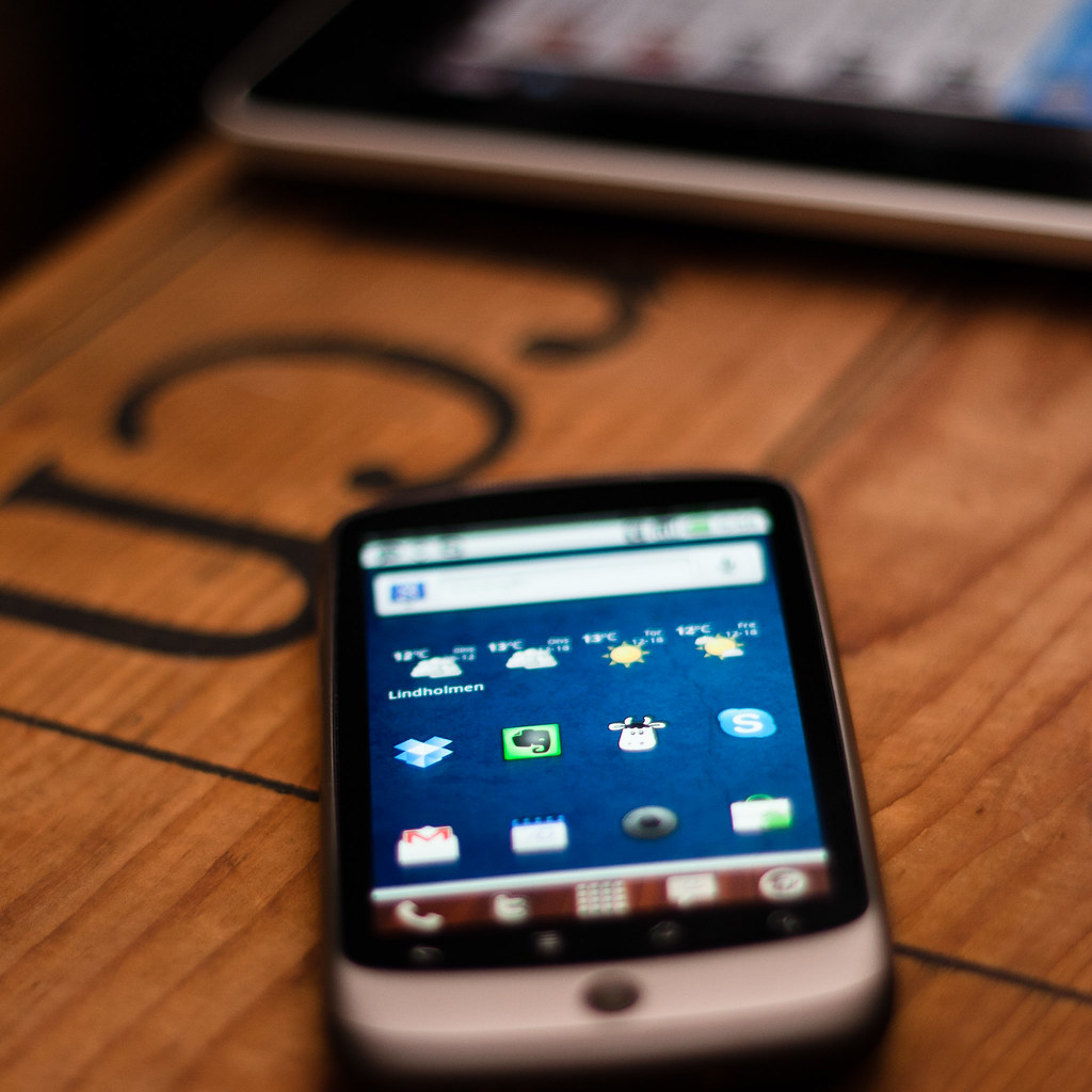 The mobile Office / Det mobila kontoret