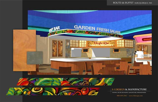 salad bar design casino buffet design restaurant. Black Bedroom Furniture Sets. Home Design Ideas
