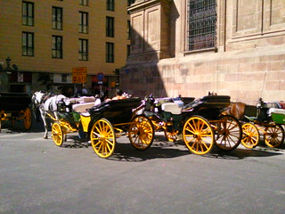 Malaga carriages