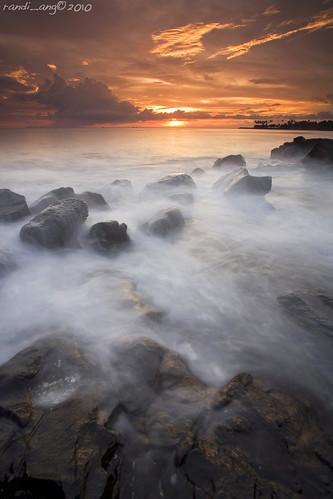 longexposure beach canon indonesia eos rocks wave 5d reef lombok ntb senggigi ef1740mmf4lusm westnusatenggara nusatenggarabarat randiang