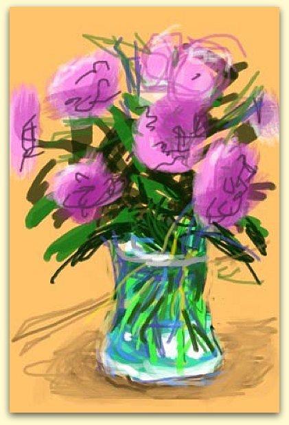 Blog hprg for Fleurs fraiches