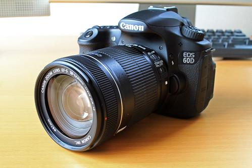 Canon EOS 60D #001