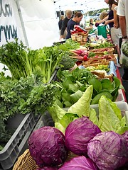 Shot from the hip--Farmers Market 296/365