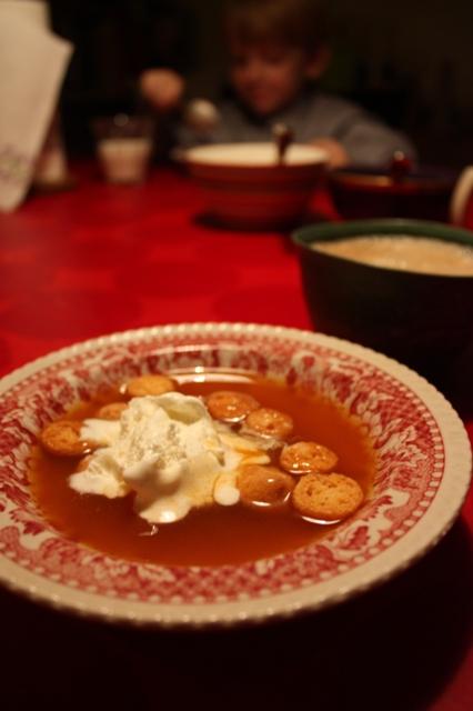 Nostalgia - Roseship soup