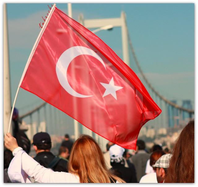 Türkiyem ♥ Bayrağım ♥ : )