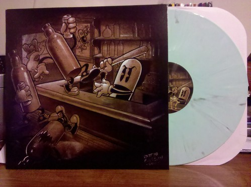 Tiltwheel - The High Hate Us LP - Mint Green Vinyl /99
