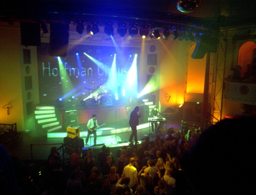Spend your night at Apollo Live Club & Cafe - Things to do in Helsinki