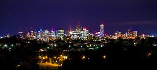Brisbane by night_