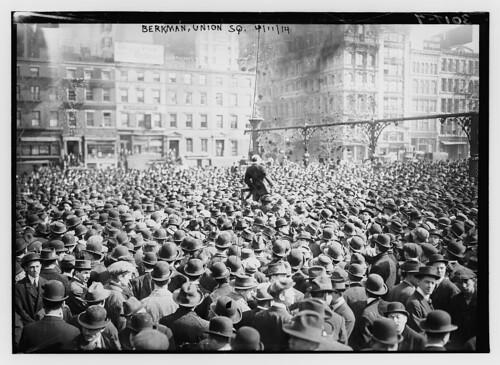Berkman, Union Sq., 4/11/14 -- I.W.W. (LOC)