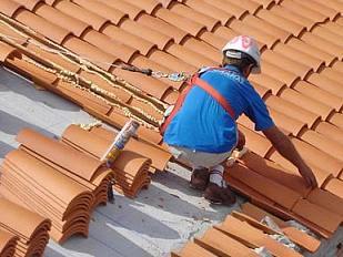 Ventajas de las tejas de barro y tejas de concreto - Tipos de tejados para casas ...