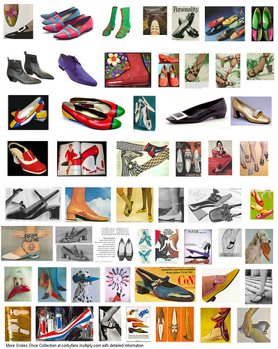 SIXTIES SHOE COLLECTION