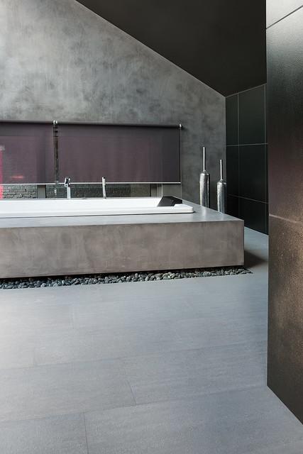 Photo - Is cork flooring good for bathrooms ...