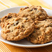 Maple Brown Sugar Granola Cookies