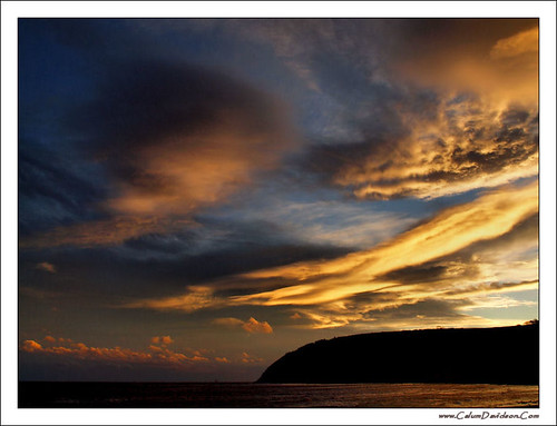sunrise scotland highlands cromarty sutor gloaming coastuk