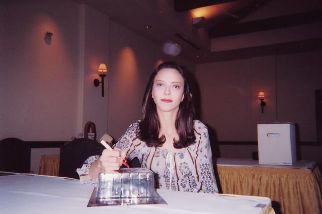 Juliet Landau Angel Buffy