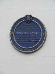 Photo of Trinity House and Carmelite Friary, Hull blue plaque