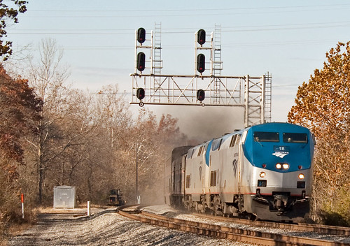"Amtrak's ""The Capitol Limited"""