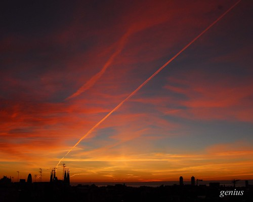 barcelona clouds sunrise cielos emotions