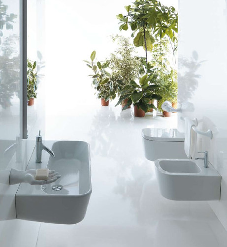 Design Inspiration: Unique Bathroom Accessories from Galassia