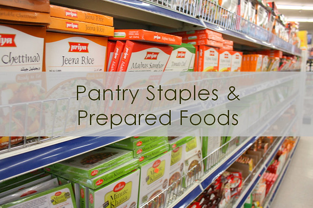 Pantry Staples & Prepared Foods  Flickr - Photo Sharing!