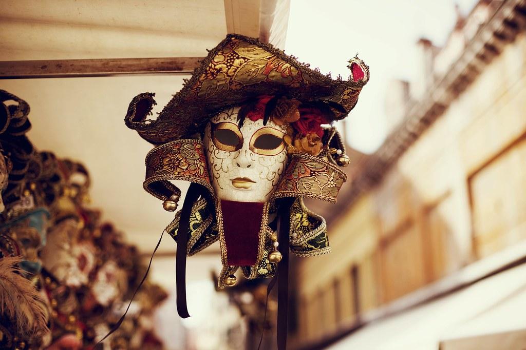 Mask - Venice