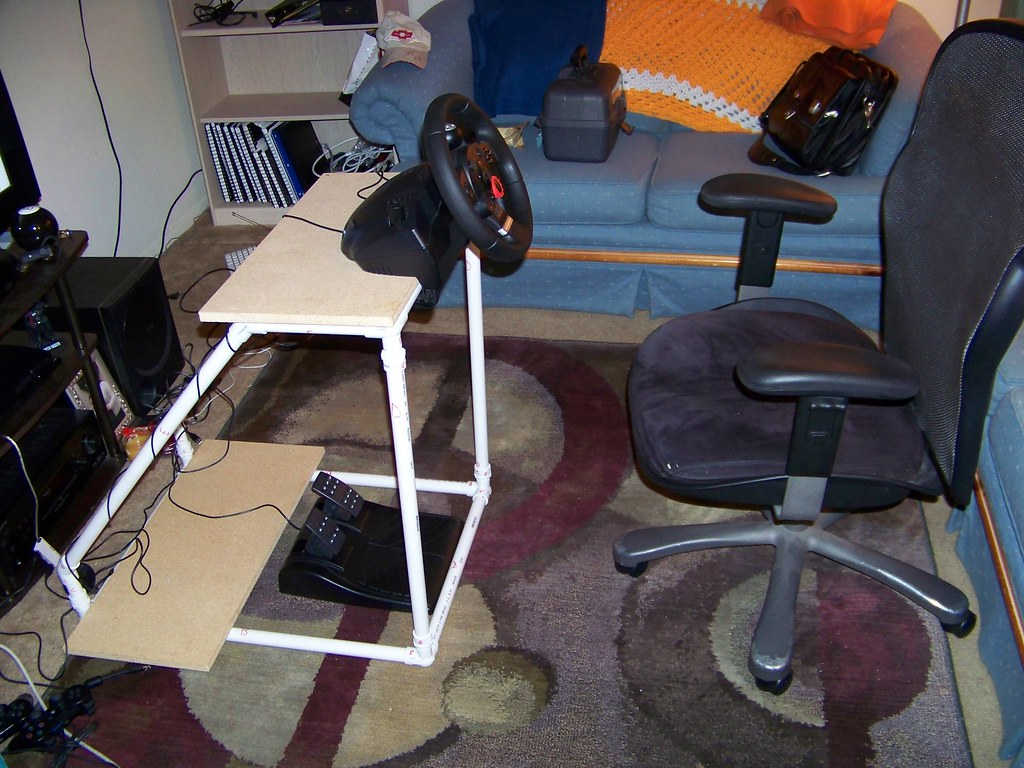 build your racing rig for 20 this post shows you how 56k warning system wars gamespot. Black Bedroom Furniture Sets. Home Design Ideas