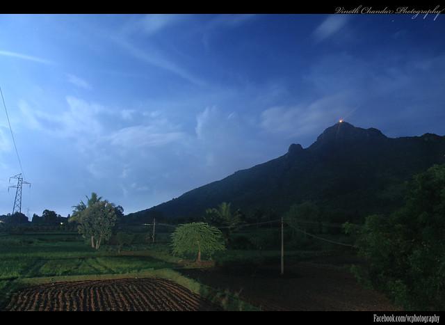 Thiruvannamalai Maha Karthigai Deepam
