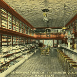 Provident Drug Co. The Store of Quality.  Waco, Texas