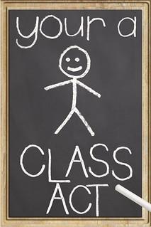 Class Act Boy