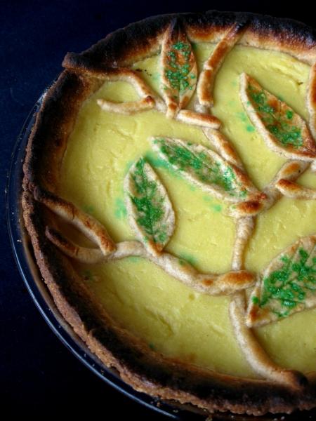 Crostata con la Crema