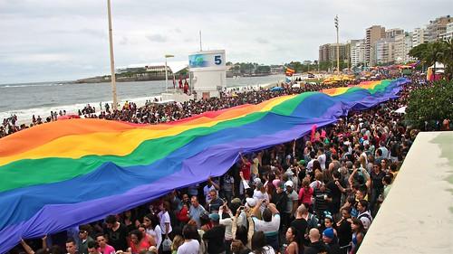 Pride Parade LGBT Rio de Janeiro 2010