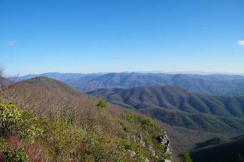 cliffs whiterock appalachian