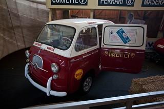 Fiat Multipla Asistenza Corse 1960