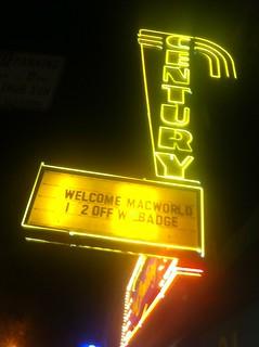 Century strip club
