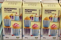 Kuchenbackmischung IKEA Muffins Zitrone