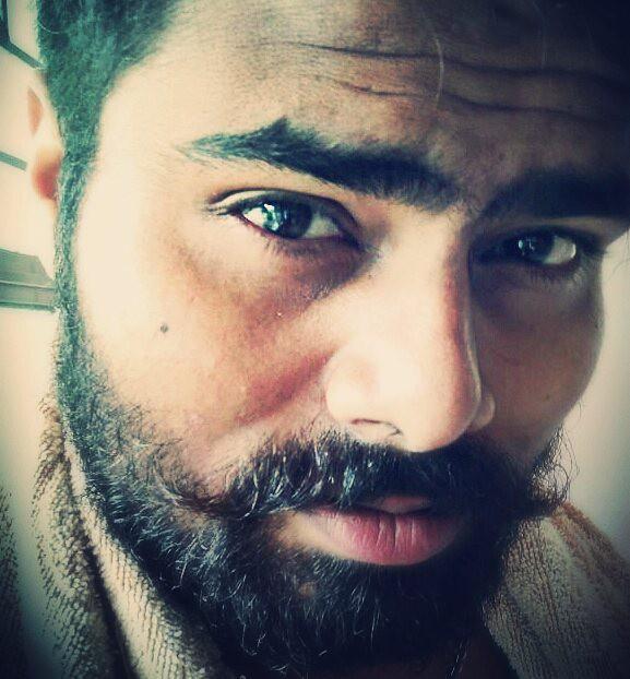 Mustache like a pro. #mustache #beard #itsme #selfie #instaselfie #macho #eyes #modeling #profile #fb #look #instagood #Instagram #instaphoto #yogi #bhopal