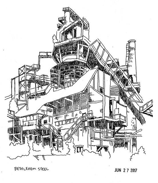 Factory Ruin