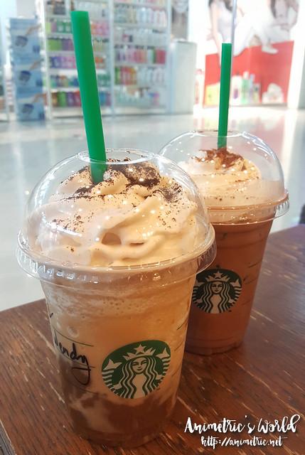 Starbucks Irish Cream Coffee Pudding Frappuccino