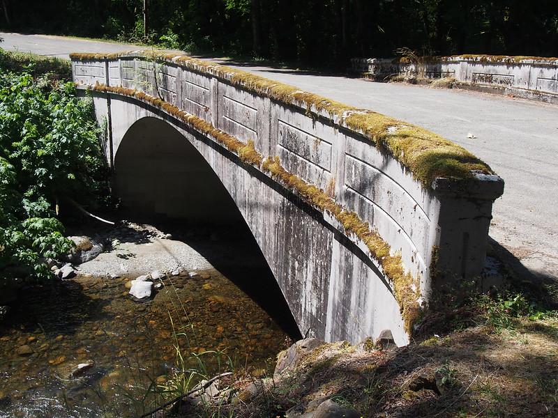 Raging River Bridge