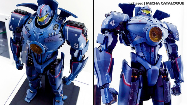 "Tamashii Nations World Tour ""Shanghai"" – Soul of Chogokin Gipsy Danger"