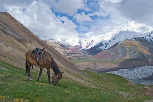 Pamir landscape 3